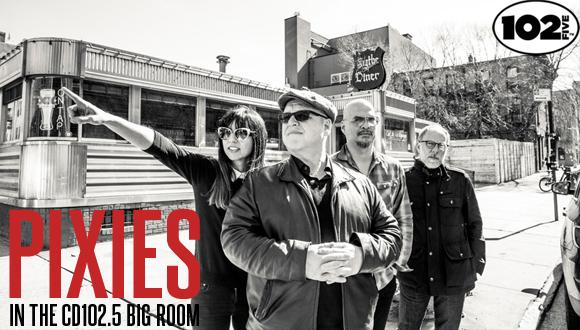Pixies Big Room