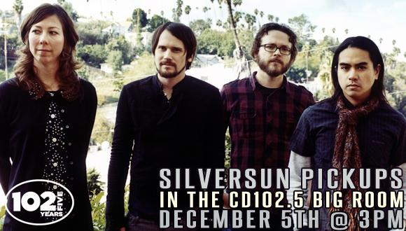 Silversun Pickups Big Room