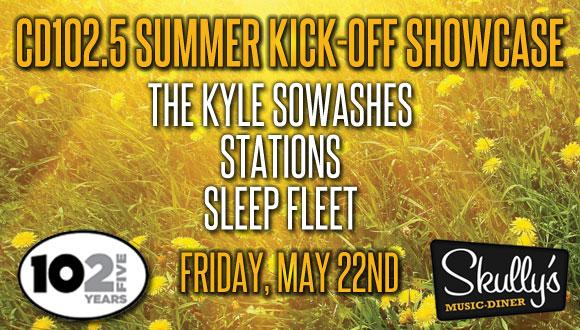 Summer Kick-off
