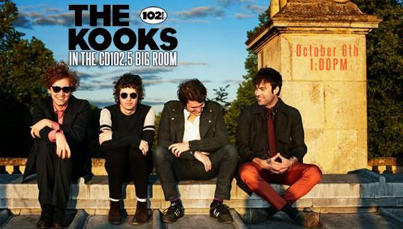 The Kooks Big Room