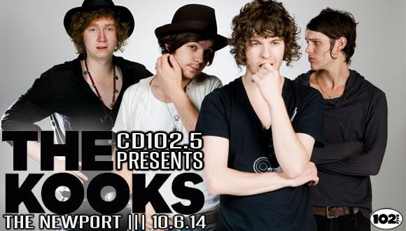 The Kooks Events