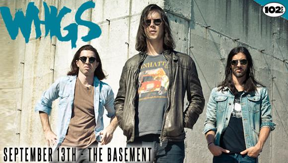 The Whigs Event