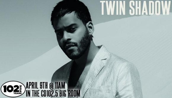 Twin Shadow Big ROom