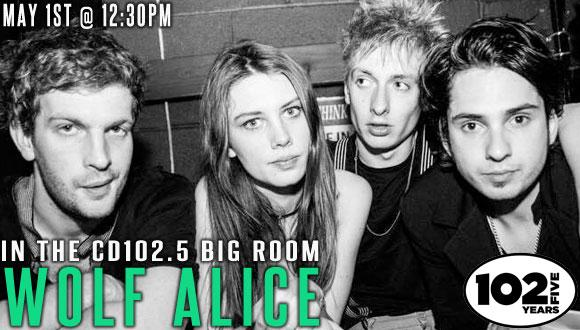 Wolf Alice Big Room Page