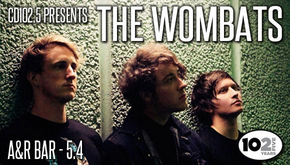 The Wombats Events