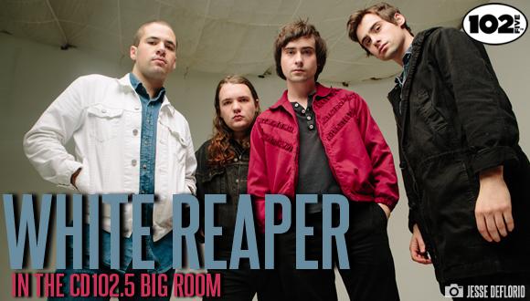 White Reaper Big Room