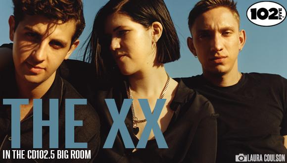 The xx Big Room